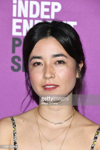 Maya Erskine attends a PEN15 special screening and QA presented by Film Independent at ArcLight Hollywood on June 10 2019 in Hollywood California