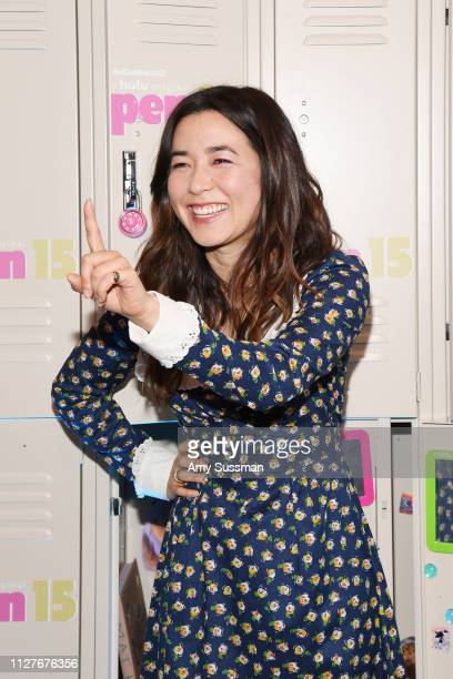 Maya Erskine attends the screening of Pen15 at NeueHouse Hollywood on February 05 2019 in Los Angeles California
