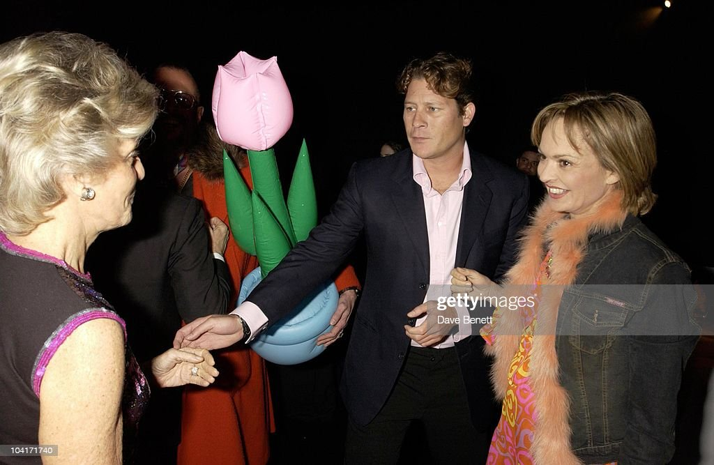Maya Flick & Arpad Busson, Valentino Party, At The Serpentine Gallery, London