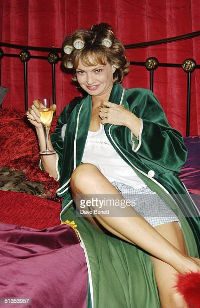 Maya Flick at a pyjama party held to raise funds for Everyman The Institute of Cancer Research's male cancer awareness campaign at the Fashion...