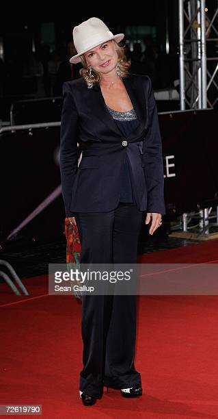 Maya Flick attends the German premiere to Casino Royale at the CineStar November 21 2006 in Berlin Germany
