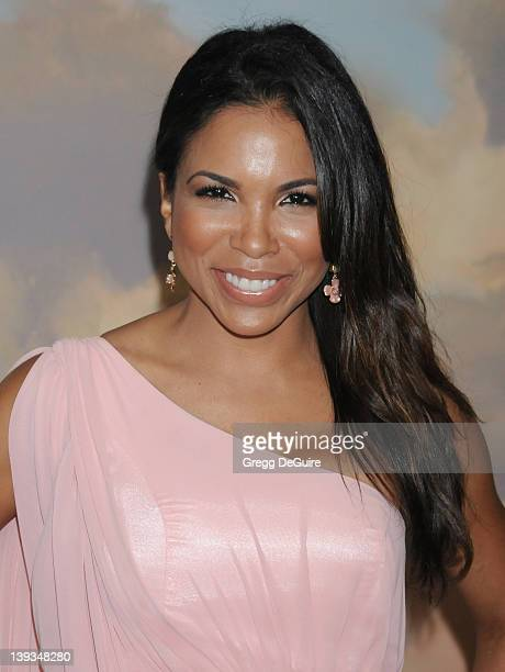 Maya Gilbert arrives at the 31st Annual Silver Rose Gala Auction held at the Beverly Hills Hotel on April 17 2011 in Beverly Hills California
