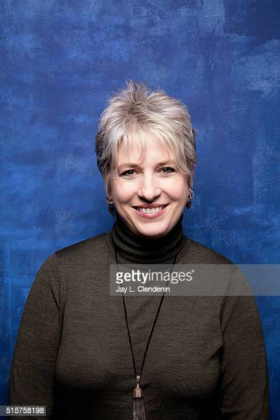 Maya Goded of 'Plaza de la Soledad' poses for a portrait at the 2016 Sundance Film Festival on January 24 2016 in Park City Utah CREDIT MUST READ Jay...