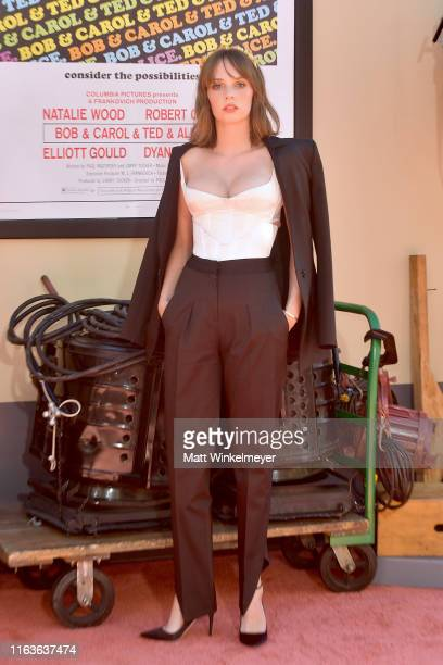 """Maya Hawke attends Sony Pictures' """"Once Upon A Time...In Hollywood"""" Los Angeles Premiere on July 22, 2019 in Hollywood, California."""