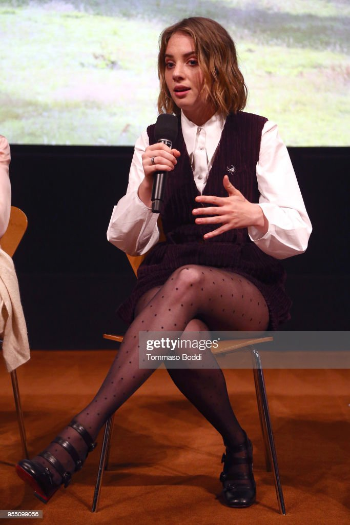 """""""Little Women"""" FYC Reception And Panel Discussion : News Photo"""
