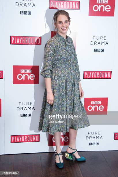 Maya Hawke attends the 'Little Women' special screening at The Soho Hotel on December 11 2017 in London England