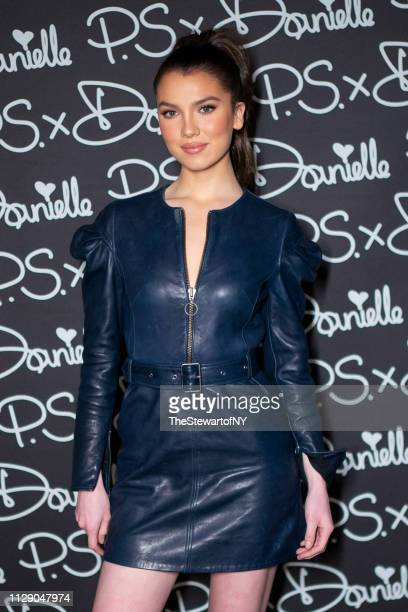 Maya Henry attends PS x Danielle launch by Danielle Priano at Milk Studios on February 11 2019 in New York City