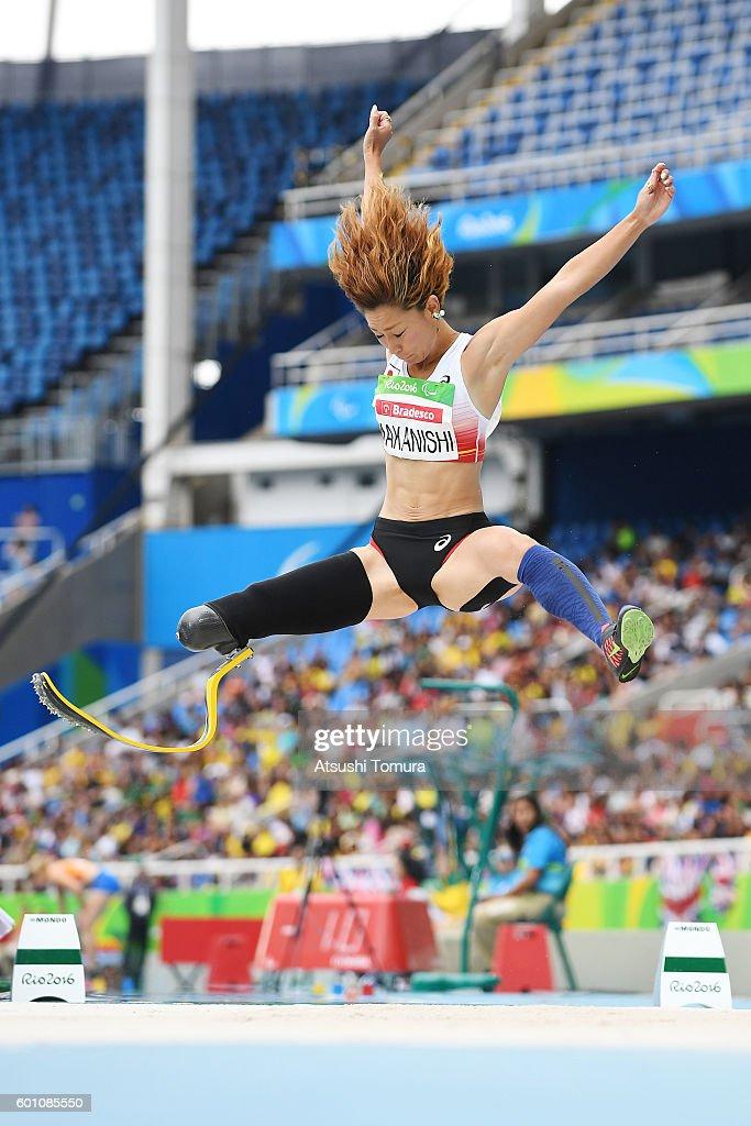 Rio 2016 Paralympic Games - Athletics : News Photo