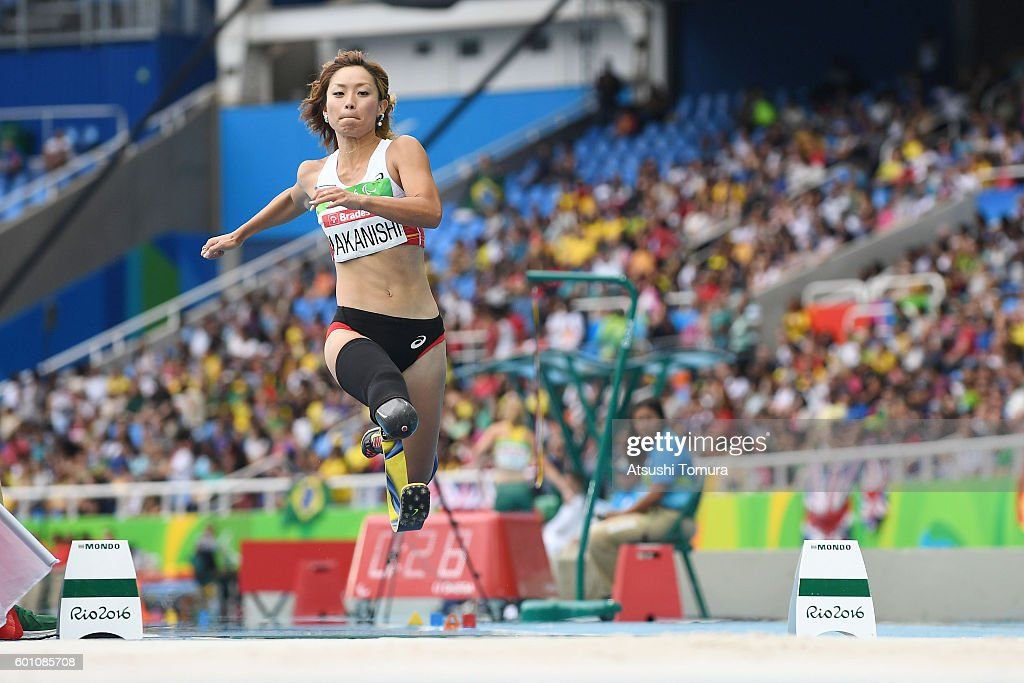 Rio 2016 Paralympic Games - Athletics : News Photo