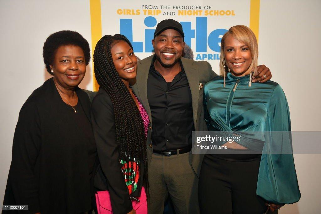 """Little"" Atlanta Premiere : News Photo"
