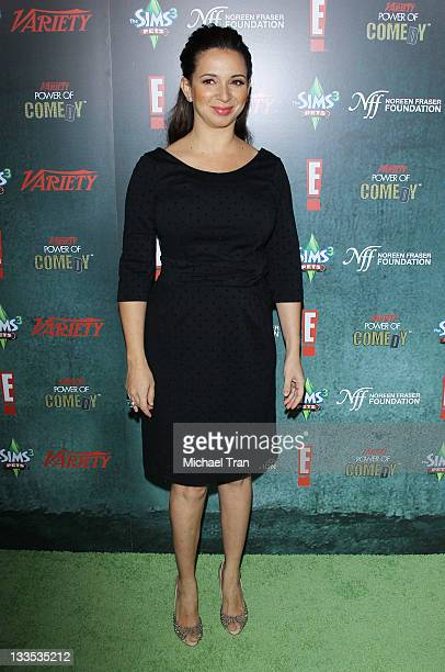 Maya Rudolph arrives at Variety's 2nd Annual Power of Comedy event held at The Hollywood Palladium on November 19, 2011 in Los Angeles, California.