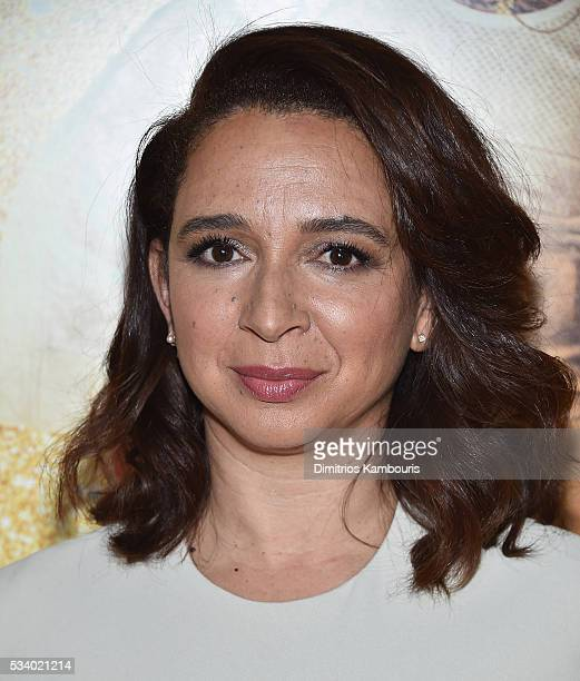 Maya Rudolph attends 'Popstar Never Stop Never Stopping' premiere at AMC Loews Lincoln Square 13 theater on May 24 2016 in New York City