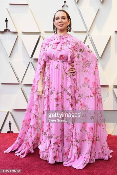 Maya Rudolph attends the 91st Annual Academy Awards at Hollywood and Highland on February 24 2019 in Hollywood California