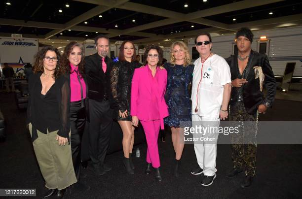 Maya Rudolph Wendy Melvoin Gretchen Lieberum and BrownMark attend the 62nd Annual GRAMMY Awards Let's Go Crazy The GRAMMY Salute To Prince on January...