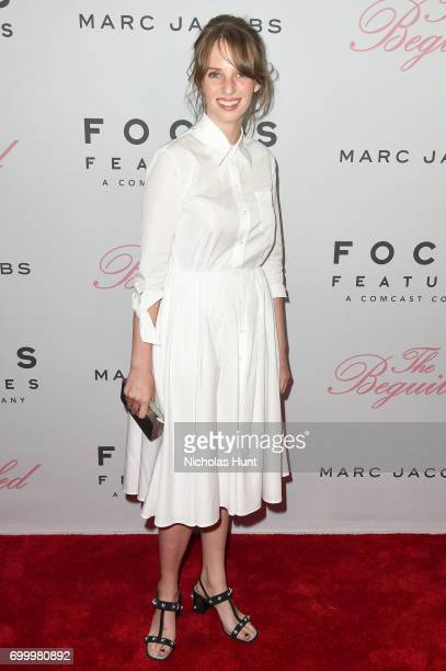 Maya ThurmanHawke attends The Beguiled New York Premiere at The Metrograph on June 22 2017 in New York City