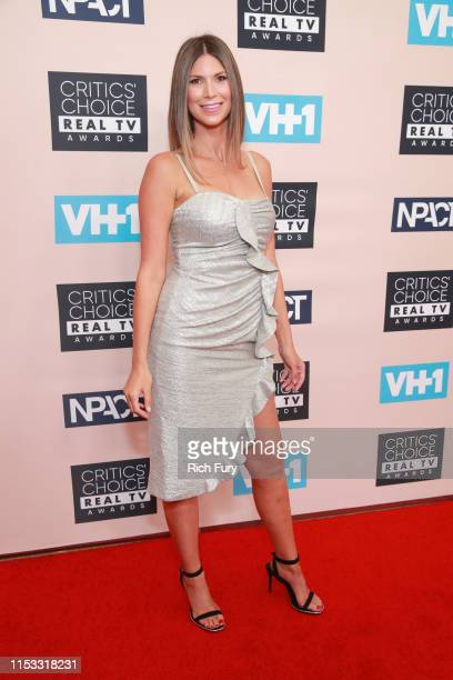 Maya Vander attends the Critics' Choice Real TV Awards at The Beverly Hilton Hotel on June 02 2019 in Beverly Hills California