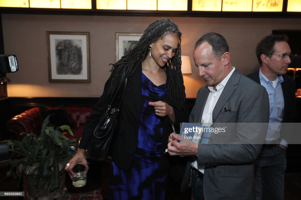 Book Launch Party for Andrew Essex's THE END OF ADVERTISING Hosted by Jane Rosenthal : News Photo