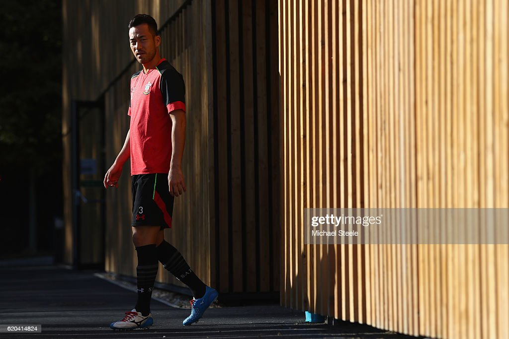Southampton FC Training Session and Press Conference : ニュース写真