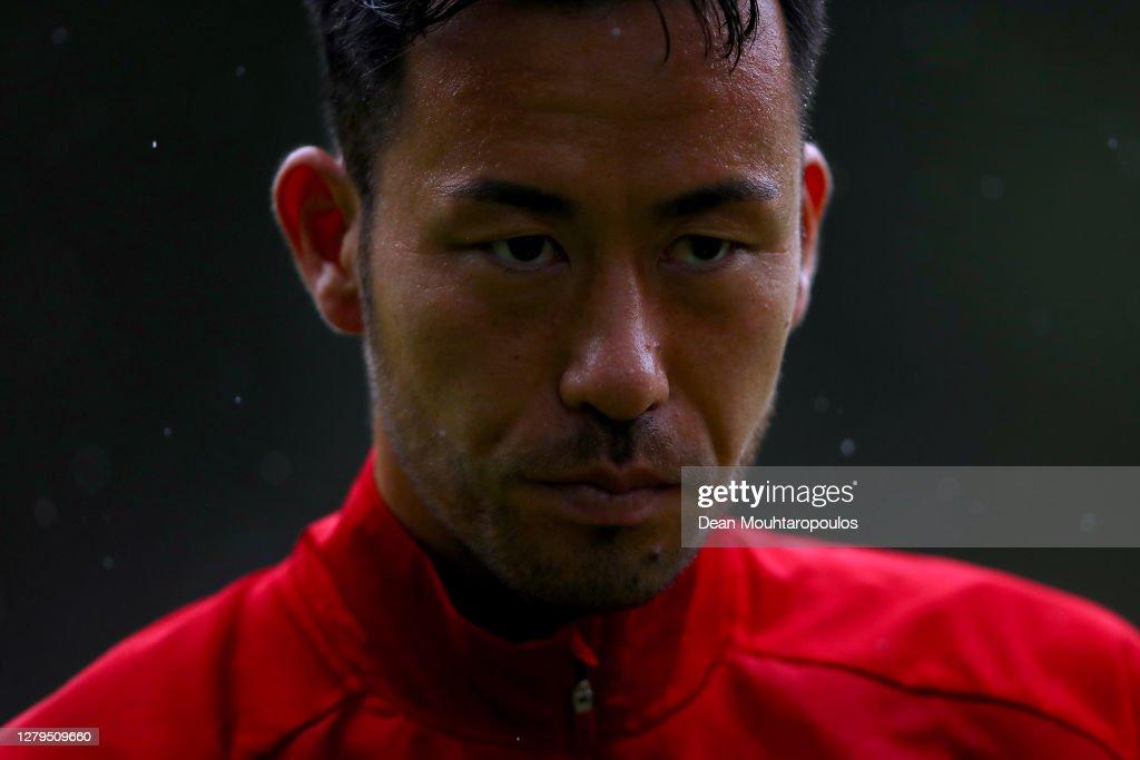 Japan - Training Session : ニュース写真