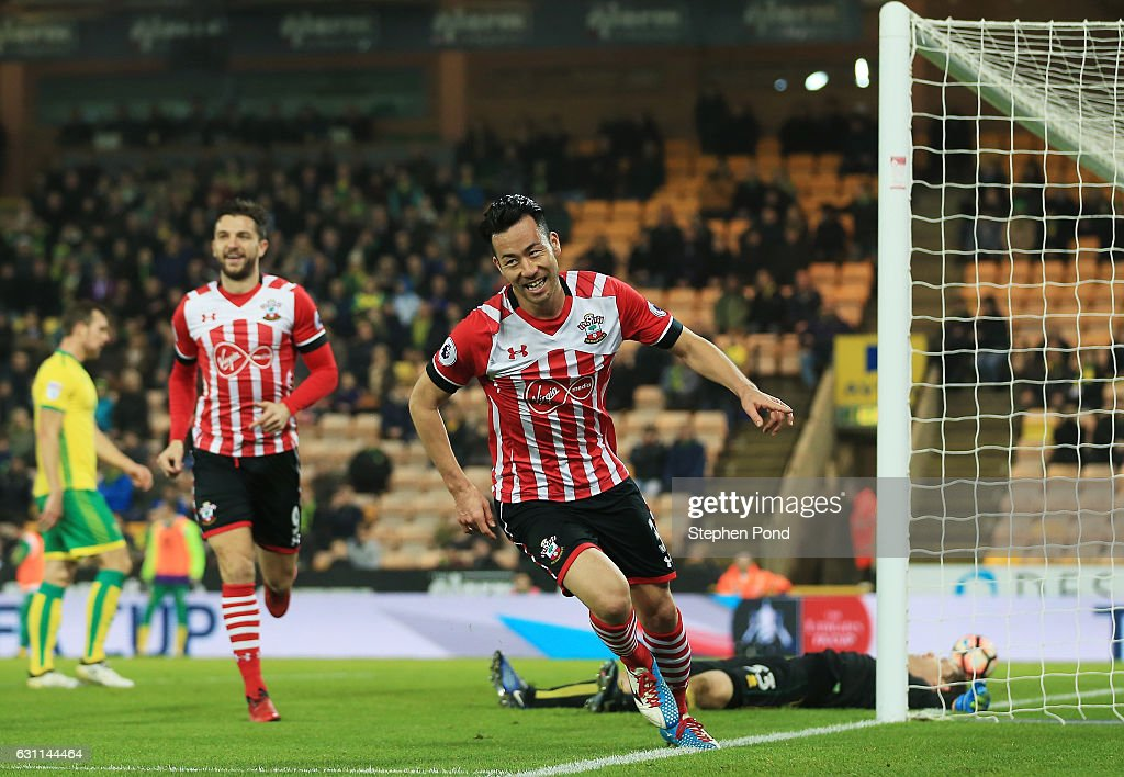 Norwich City v Southampton - The Emirates FA Cup Third Round : ニュース写真