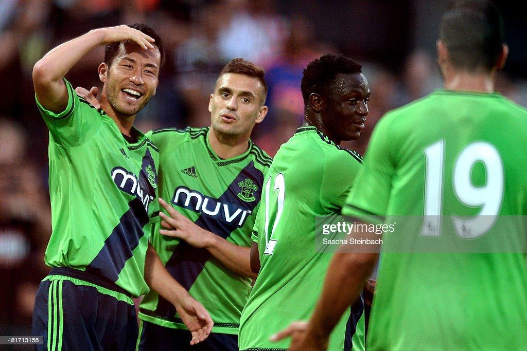 Feyenoord v Southampton - Pre Season Friendly : News Photo
