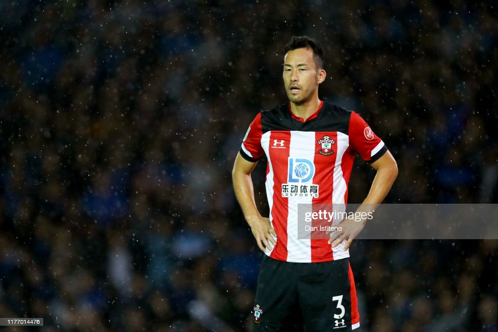 Portsmouth v Southampton - Carabao Cup Third Round : ニュース写真