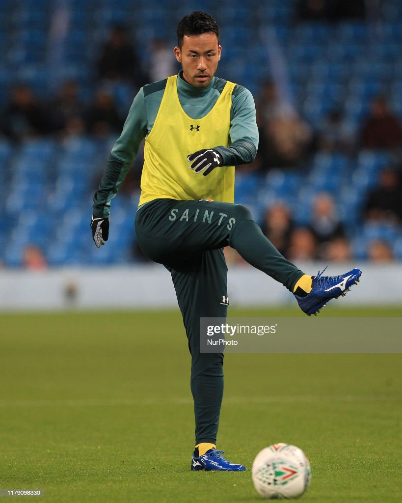 Manchester City v Southampton FC - Carabao Cup Round of 16 : ニュース写真