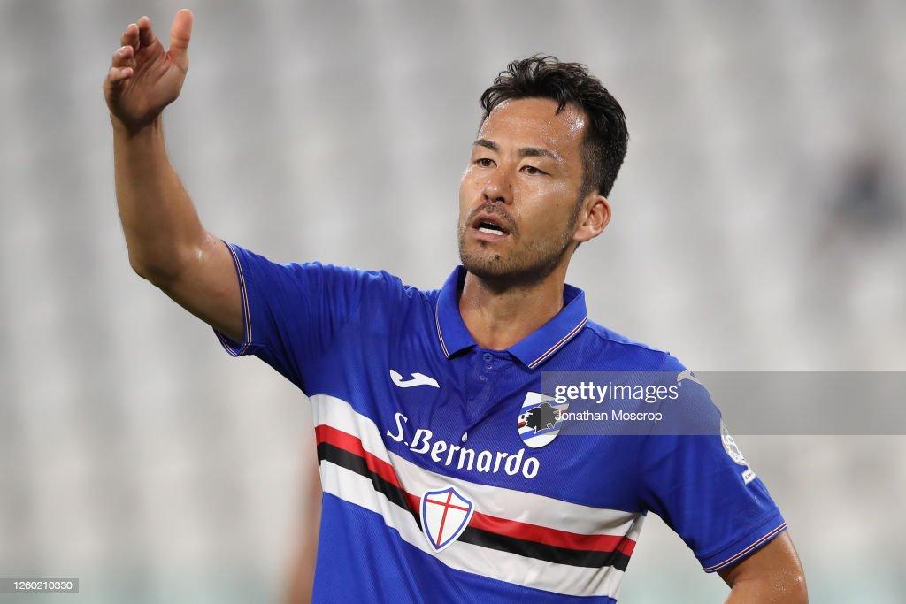 Juventus v UC Sampdoria - Serie A : News Photo