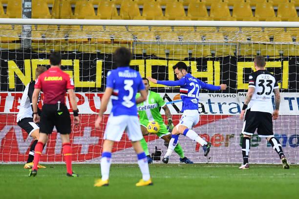 ITA: Parma Calcio v UC Sampdoria - Serie A