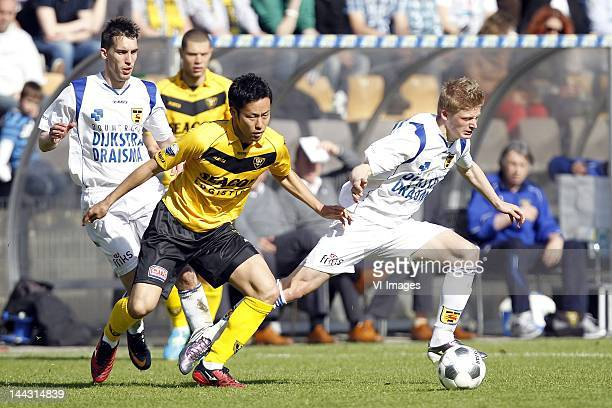 90 Cambuur Leeuwarden V Vvv Venlo Eredivisie Promotion Relegation Play Off Photos And Premium High Res Pictures Getty Images