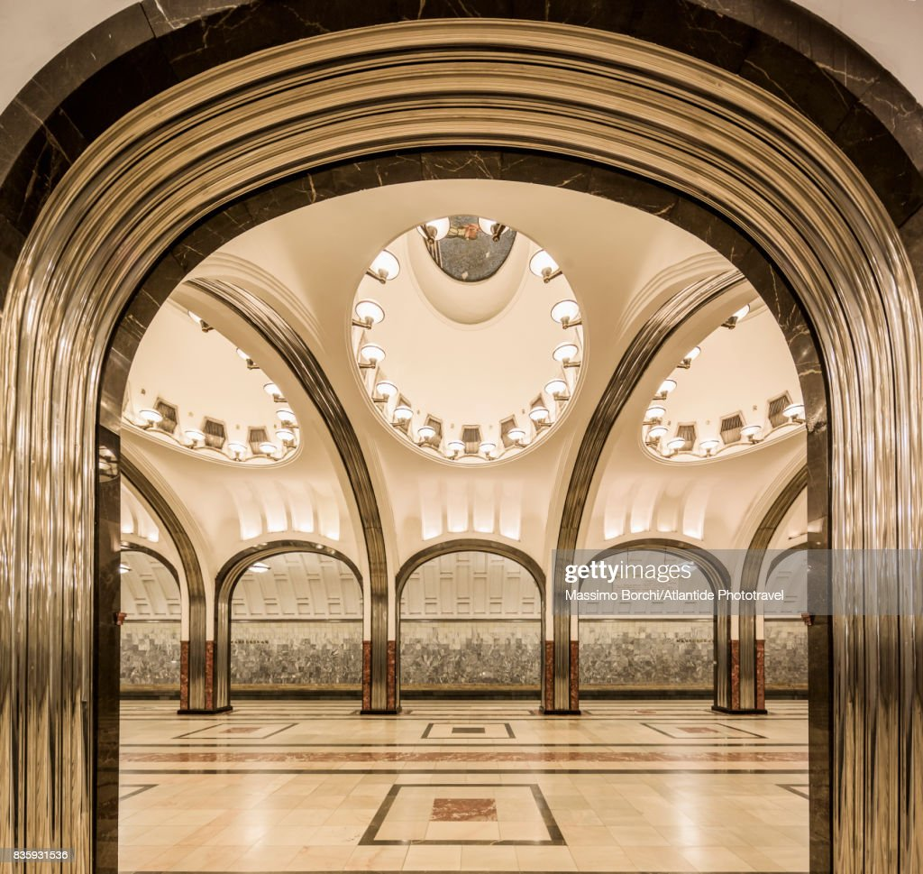 12 Amazing Metro Stations Around The World