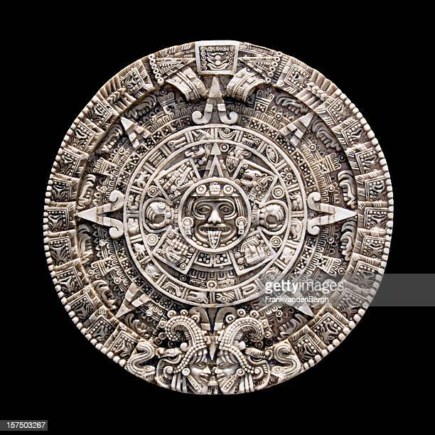 mayan calendar - craft product stock pictures, royalty-free photos & images