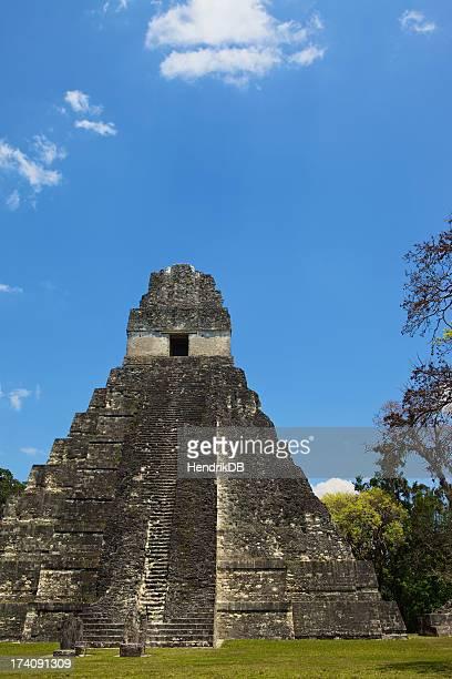 Las pirámides Mayas