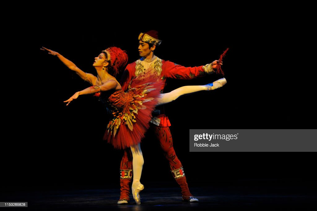 The Royal Ballet's The Firebird/A Month In The Country/Symphony In C At The Royal Opera House : News Photo