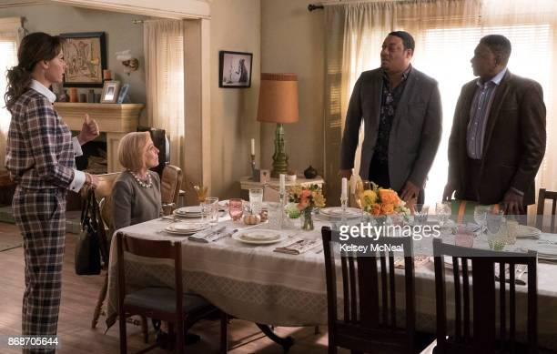 SPEECHLESS 'BRI BRITISH INV INVASION' Maya's mother Andrea comes for Thanksgiving sending the family into a tailspin preparing to impress their...