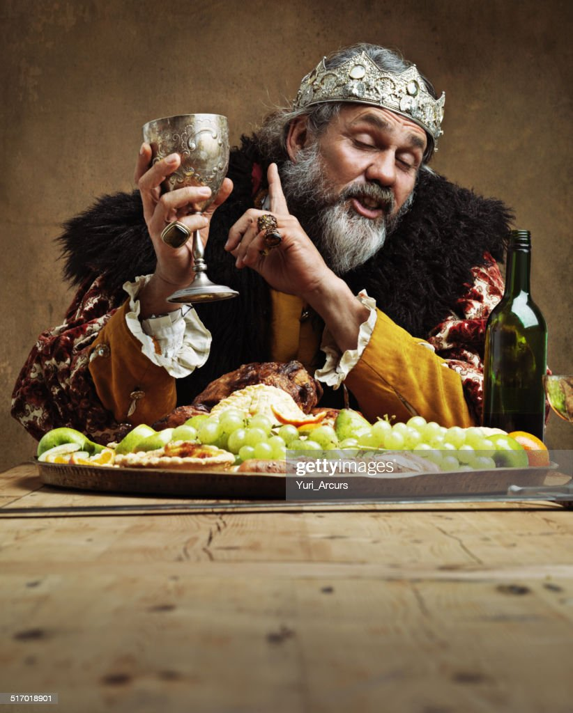 I may...be a wee bit drunks : Stock Photo