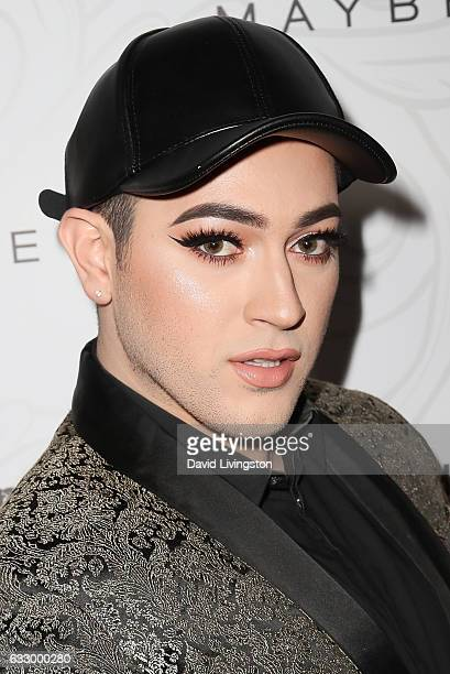 Maybelline social influencer Manny MUA arrives at the Entertainment Weekly celebration honoring nominees for The Screen Actors Guild Awards at the...