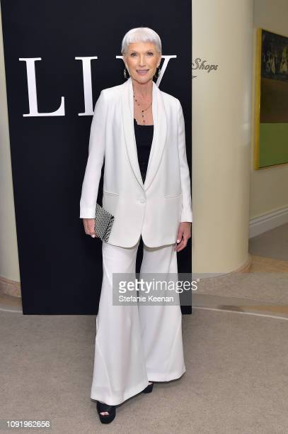 Maye Musk attends Learning Lab Ventures 2019 Gala Presented by Farfetch at Beverly Hills Hotel on January 31 2019 in Beverly Hills California