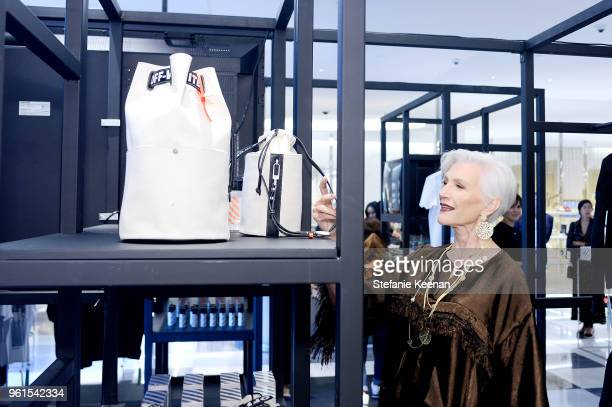 Maye Musk attends Matthew Mazzucca and Ben Gorham Host a Private Dinner in Celebration of Byredo's Capsule Collection Elevator Music Designed in...