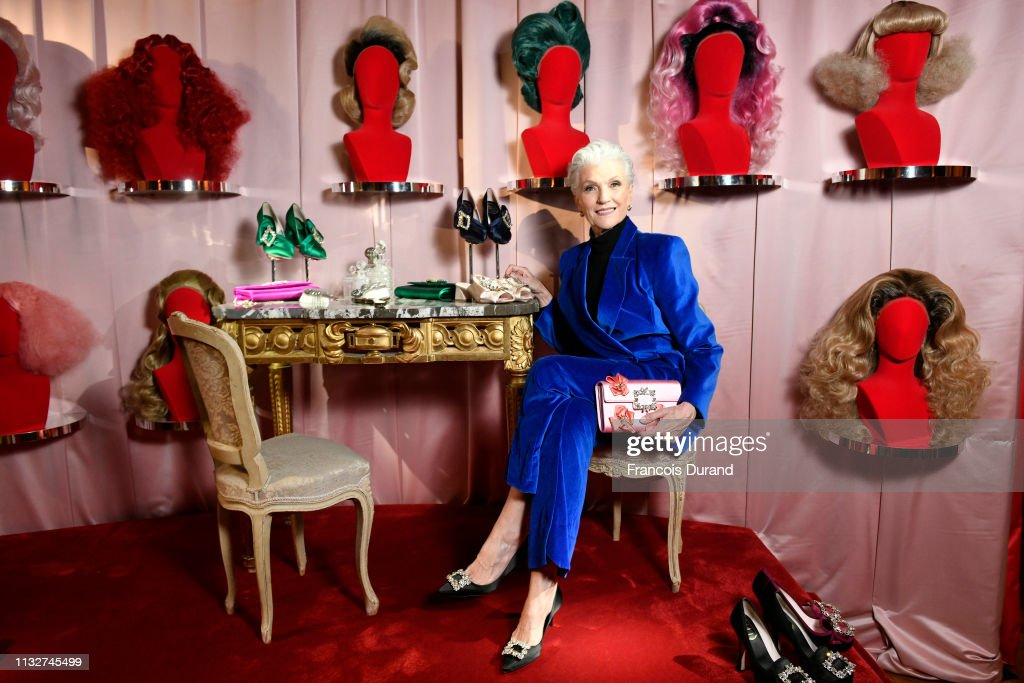 Roger Vivier: Day Dream Vivier - Press Day - Paris Fashion Week Womenswear Fall/Winter 2019/2020 : News Photo