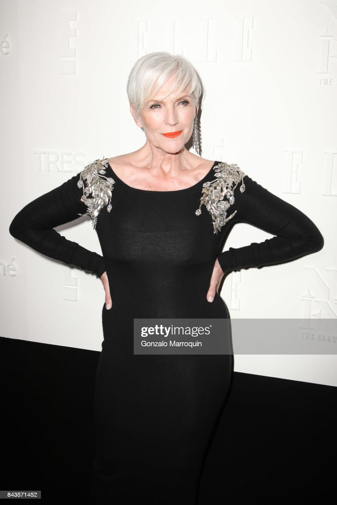 ELLE, E! & IMG Host A Celebration of Personal Style NYFW Kickoff Party : News Photo