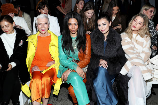 NY: Sally LaPointe - Front Row - February 2020 - New York Fashion Week: The Shows