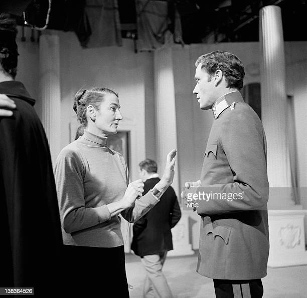 PRODUCERS' SHOWCASE Mayerling Episode 7 Aired Pictured Mel Ferrer as Crown Prince Rudolph