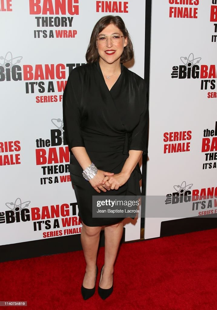 """Series Finale Party For CBS' """"The Big Bang Theory"""" - Arrivals : News Photo"""