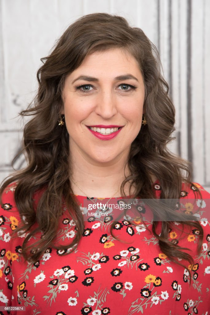 "Build Presents Mayim Bialik  Discussing Her New Book ""Girling Up: How to Be Strong, Smart and Spectacular"""