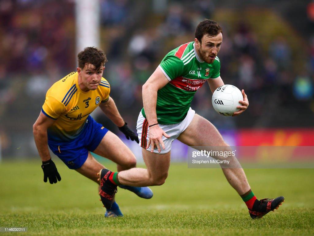 IRL: Mayo v Roscommon - Connacht GAA Football Senior Championship Semi-Final