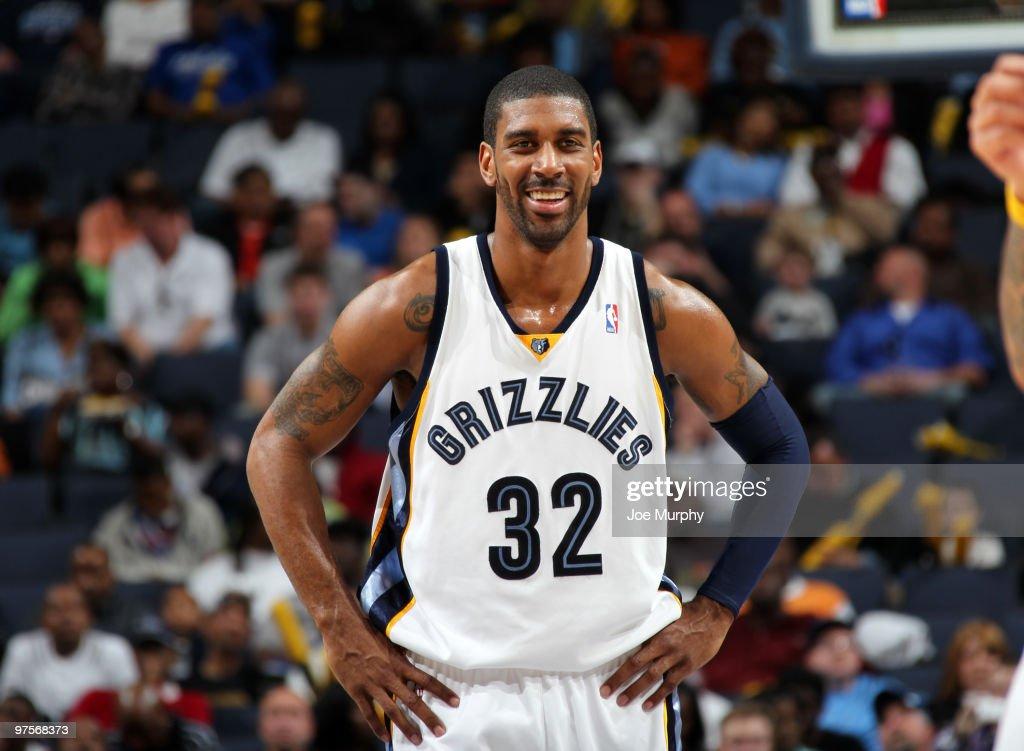 New Jersey Nets v Memphis Grizzlies