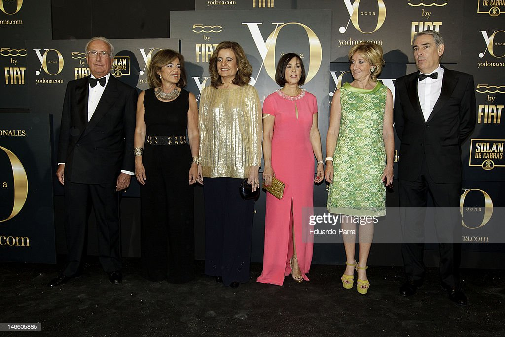'Yo Dona' International Awards 2012