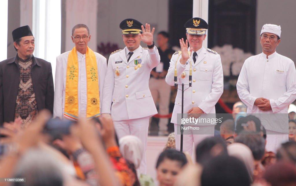 IDN: Inauguration The Mayor Of Bogor