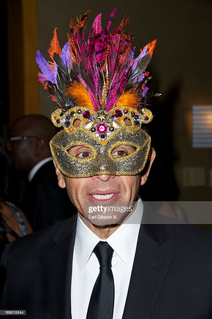 UNCF Mayor's Masked Ball Hosted By Mayor Antonio R. Villaraigosa And President And CEO Dr. Michael L. Lomax
